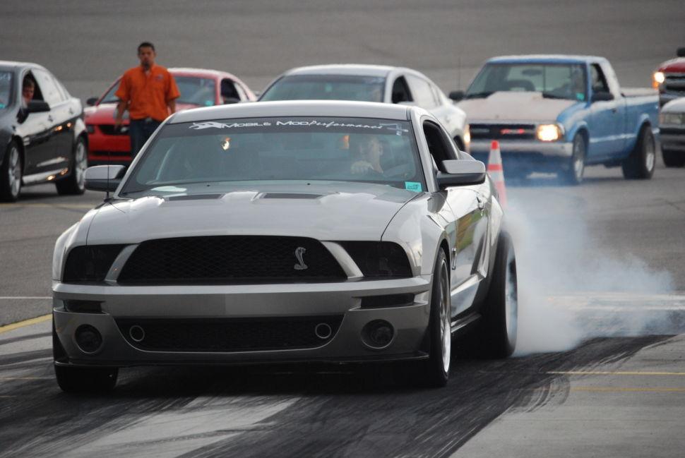 Test n Tune Mustang