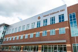 The Trevor Colbourn Hall, which opened this semester.
