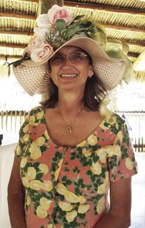 "Margie Pikarsky, owner/operator of Bee Heaven Farm, was honored as the ""Woman of the Year."