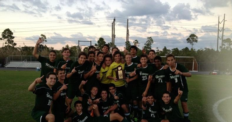 Westminster Christian District Champs