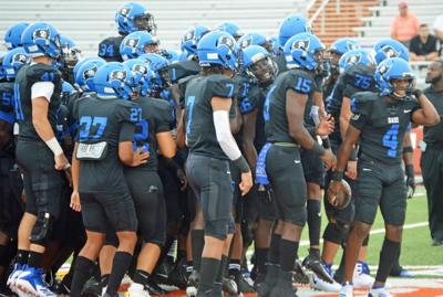 The South Dade Buccaneers are looking at a good season.