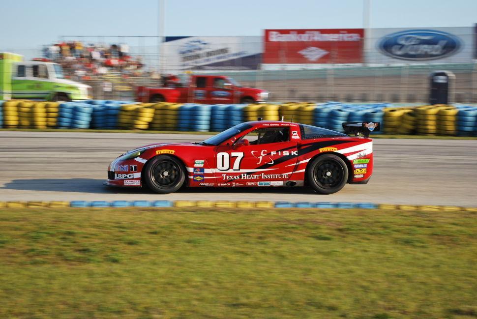 Grand Prix of Miami Corvette