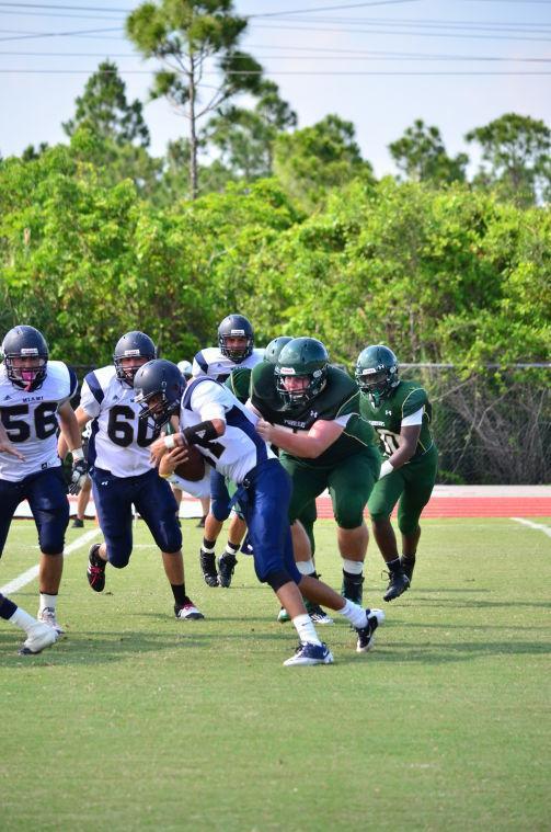 Westminster v Miami High Matt Lynch