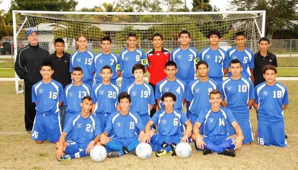 South Dade Boys Soccer 2012-2013