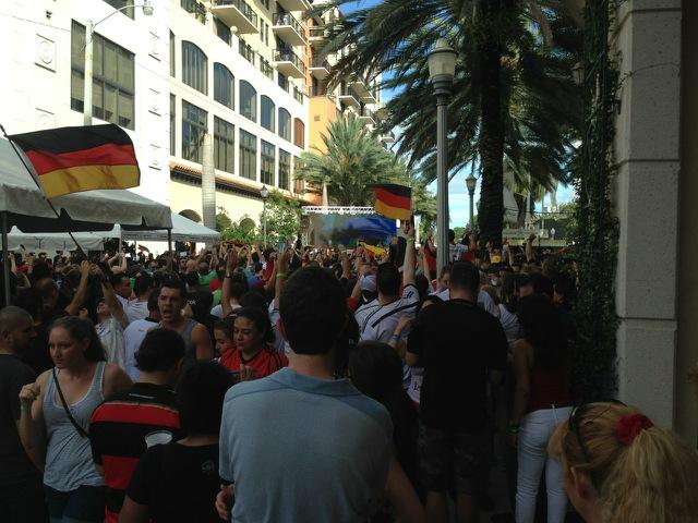 World Cup Finals Coral Gables