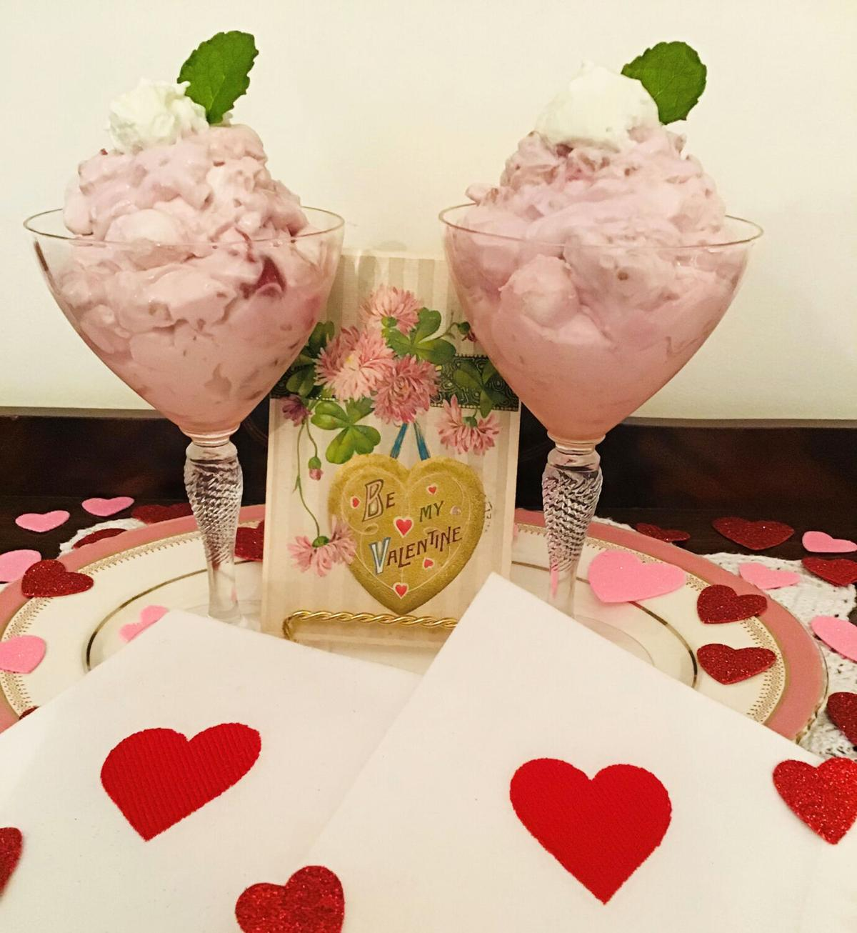 Cupids Cream Fluff Dessert