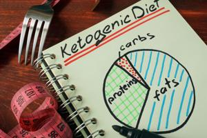 Doris is trying the Ketogenic Diet