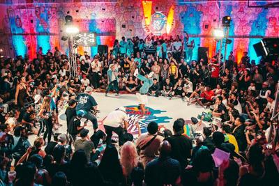 Global One-on-One Street Dance Battle