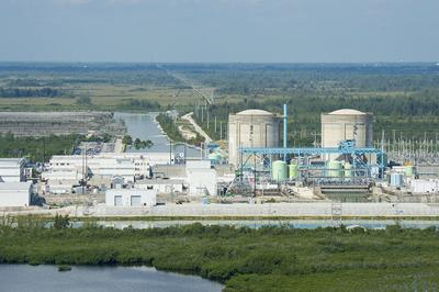 FPL's Turkey Point Nuclear Power Plant in Homestead.