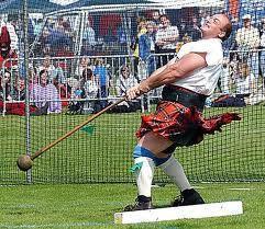 Strongman games on display at the Florida Keys Celtic Festival