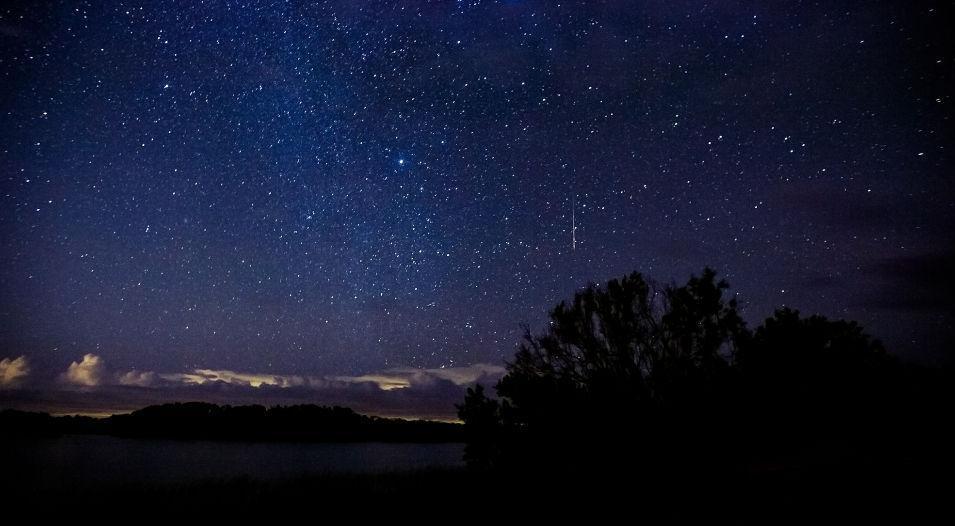 Meteor Over Everglades