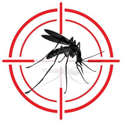 Mosquito caution
