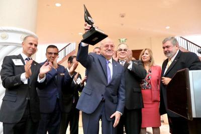 Miami Dade College (MDC) President Emeritus  Dr. Eduardo J. Padrón