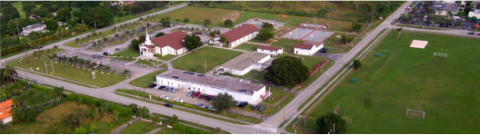 Colonial Christian School in Homestead will open Aug. 24th with a mix of classes.