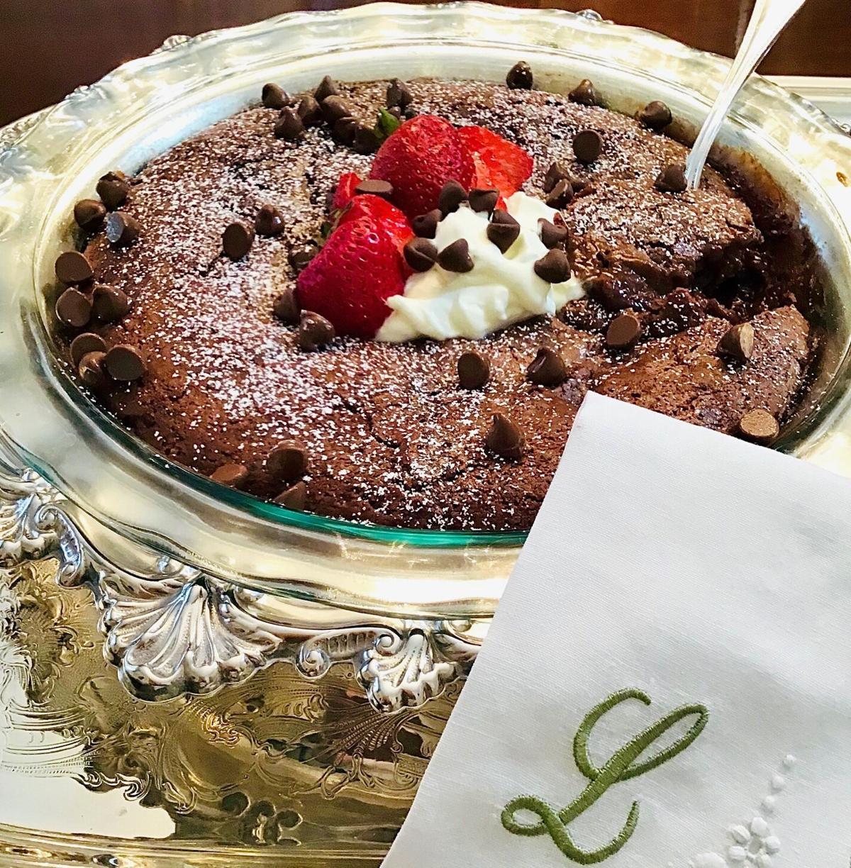 Linda's Hot Fudge Pudding Cake