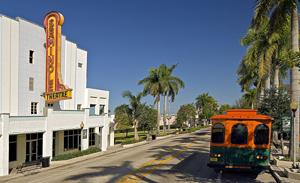 Historic buildings such as the Seminole Theatre will be part of the Photo Walk .