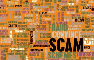 Beware the Scam