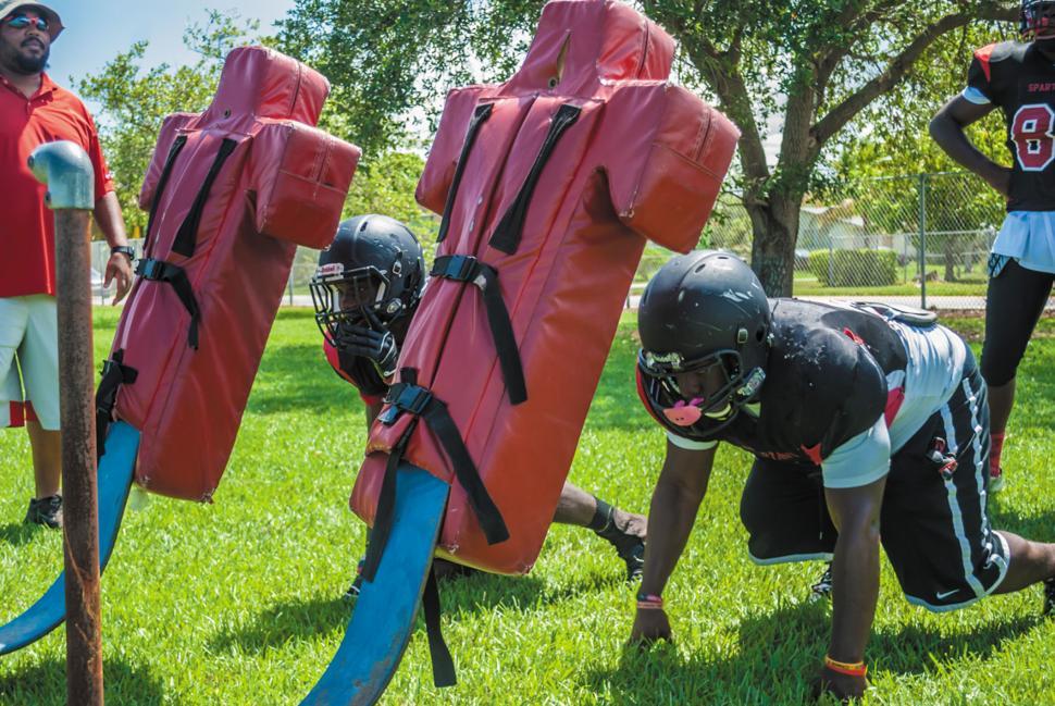 Southridge Practice - Sleds