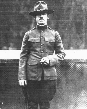 WWI Homestead Veteran Carl Turnage, later became White House Photographer for President Harding