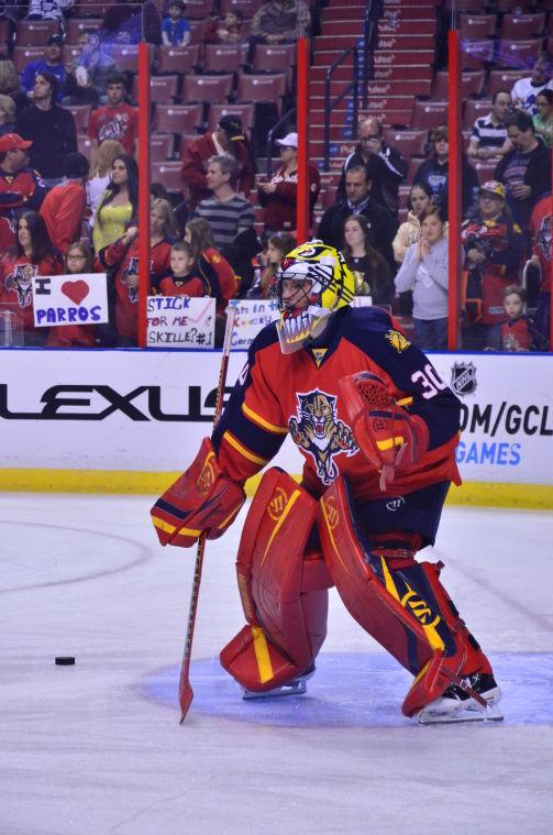 Panthers v Leafs Clemmensen