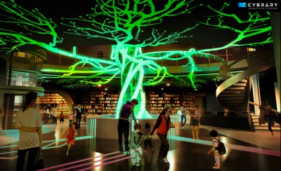 Branches from the 'Circuit Tree' will direct visitors to the various branches of the Homestead Cybrary.