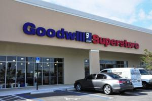 Goodwill's new superstore on NE 7th St., in Homestead.