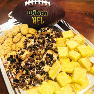 Spicy and Sweet for the Big Game
