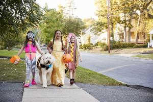 Safety while Trick Or Treating