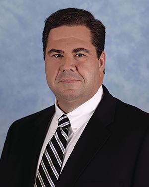 Matthew Becherer, president, Homestead-Miami Speedway
