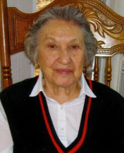 Ruth Fair White