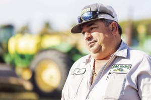 Sal Finocchiaro, of S & L Farms.