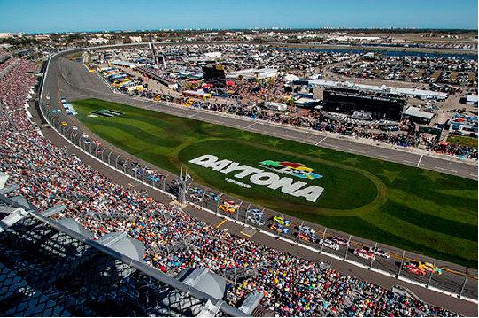 Racing starts this weekend in Daytona