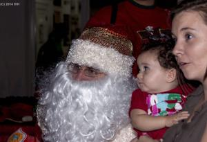 Santa Claus is coming to Losner Park
