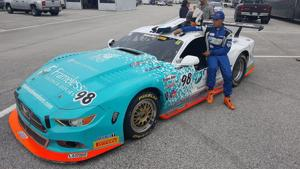 Photo: twitter Four-time Trans Am champion Ernie Francis Jr., who grew up in Davie, Florida, will be competing in the Trans Am portion of the event in the TA class.