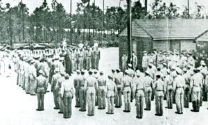 Homestead Army Air Field is dedicated