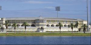 The City of Homestead is soliciting bids for the demolition of the now empty Homestead Sports Complex.