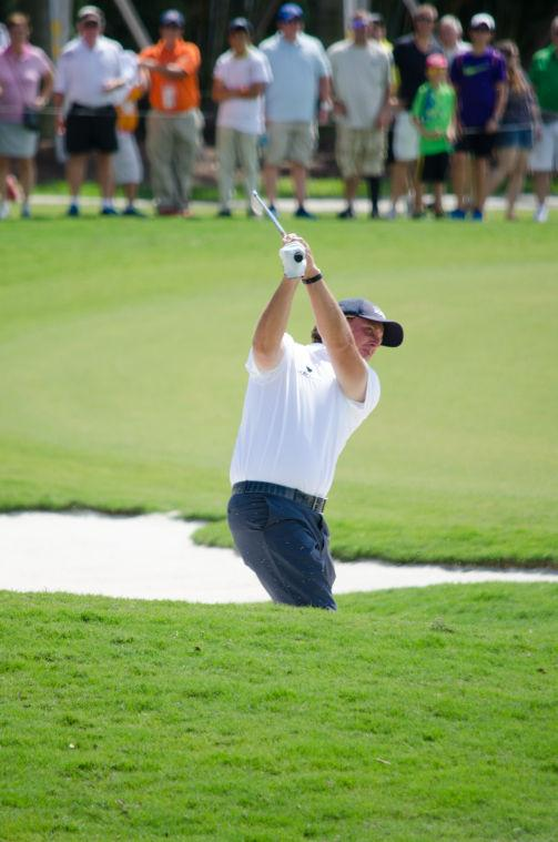 Phil Mickelson at Doral