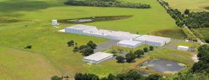 Grow Healthy's cultivation facilities in Lake Worth, Florida.