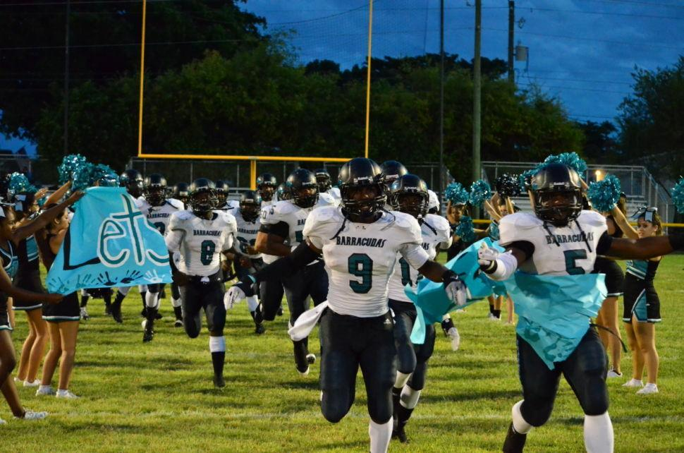 South Dade v Coral Reef