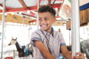 The Children's Trust Miami Heart Gallery Teams Up with Zoo Miami to Help Kids Find Forever Hom