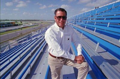 Ralph Sanchez at Homestead-Miami Speedway in 1995.