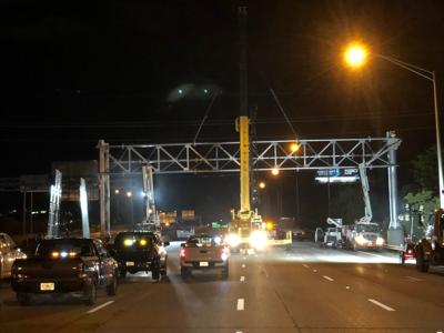 Full Northbound I-95 Closure