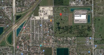 A large distribution center is planned for 13200 S.W. 272nd St., next door to the FedEx Ground facility.