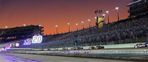 Championship Weekend at Homestead-Miami Speedway