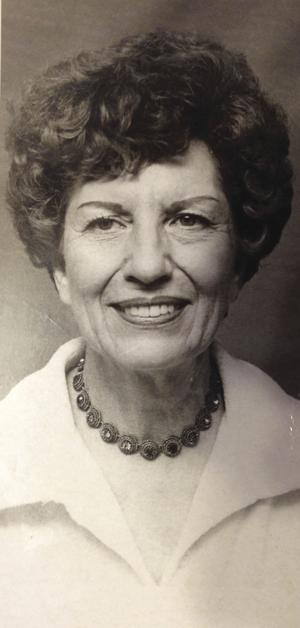 Ruth Campbell, founder of the MAC Committee