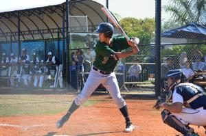Westminster Christian standout Anthony Vilar has chosen college over the major league, for now.
