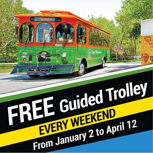 Homestead Trolley