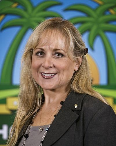 Homestead Public Services Energy Director Barbara Quiñones