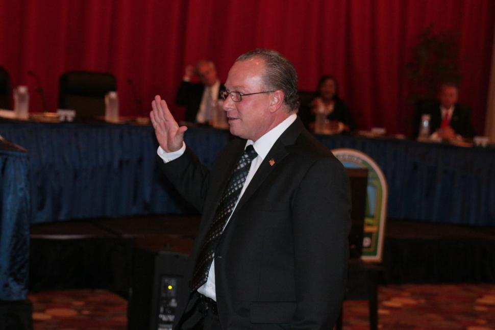 Homestead Council Swearing In