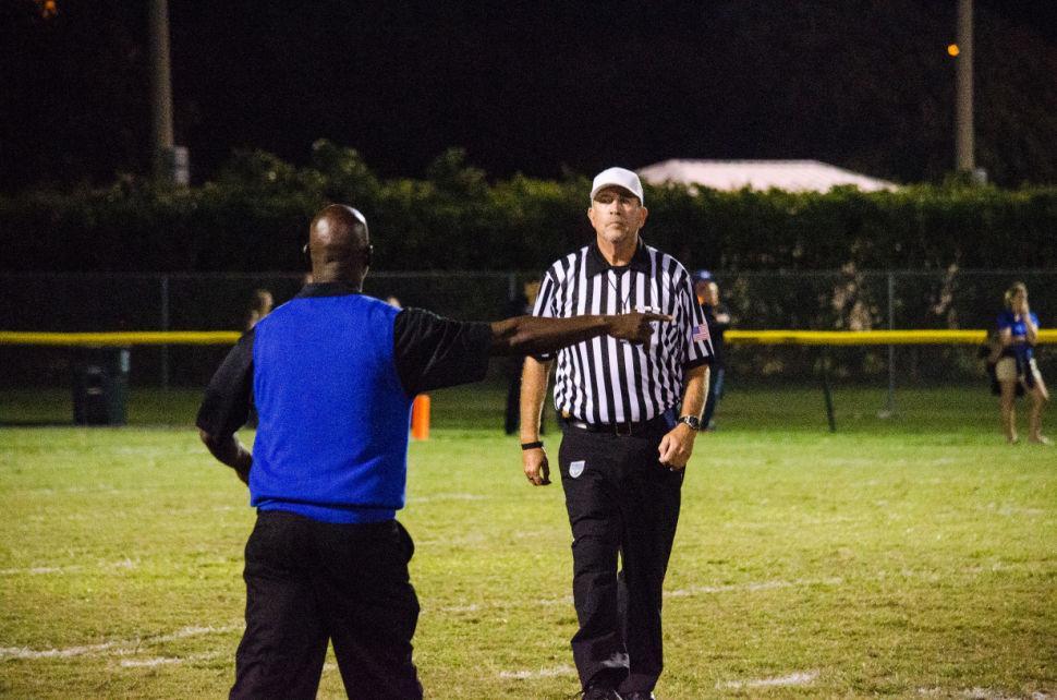 South Dade v Palm Beach Gardens Coach Hudson